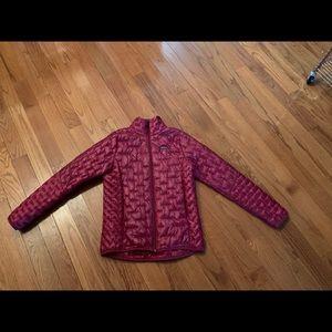 Women's Patagonia Micro Puff jacket - size L